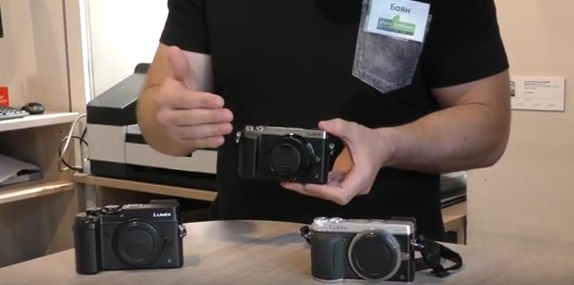 Ревю на Panasonic Lumix DMC-GX80 (видео)