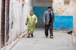 People of Morocco