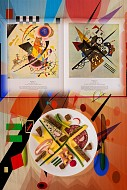 Lunch with Kandinsky