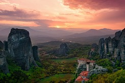 Monastery of the Holy Trinity, Meteora