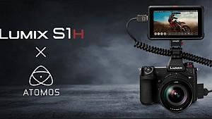 5.9K RAW видео с Atomos Ninja V и Panasonic Lumix S1H