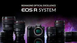 Test Drive на системата Canon EOS R във ФотоСинтезис Арт Център София