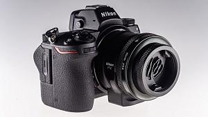 Абстрактен и компактен - Lensbaby Sol 45mm f/3.5