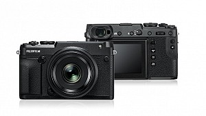 Запознайте се с новия средноформатен Fujifilm GFX 50R