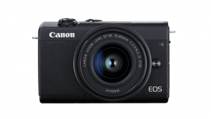 Capture professional-looking photos effortlessly with the new Canon EOS M200