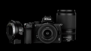 The DX-format mirrorless Z 50 and the first Nikkor Z DX lenses join the Nikon Z family