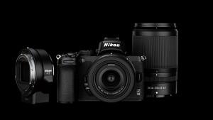Безогледалният Z 50 с DX формат и първите Nikkor Z DX обективи се присъединяват към семейството Nikon Z