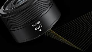 Нов компактен обектив за системата Nikon Z - NIKKOR Z 40mm f/2