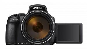 Запознайте се с новия Nikon Coolpix P1000 с мегаувеличение