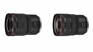 """Canon представя новата """"света троица"""" на обективите F2.8L, разширявайки гамата RF обективи за системата EOS R"""