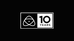 Atomos празнува 10 години