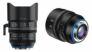Irix announces new 45mm T1.5 cinema lens