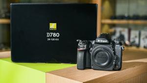 Ревю на Nikon D780 от Влади Грозданов