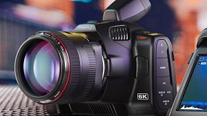 Черна магия за напреднали - Blackmagic Design представи нова компактна кино камера BMPCC 6K Pro и live production устройства