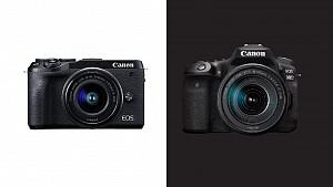Canon разширява гамата EOS с нов безогледален модел и нов DSLR модел