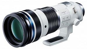 Olympus разработва 150-400mm F4.5 Pro обектив с вграден 1.25X телеконвертор
