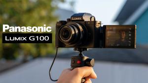Panasonic анонсира нова влогърска камера LUMIX G100