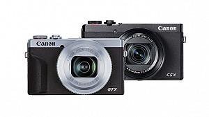 Canon попълва серията си PowerShot G с два нови компактни фотоапарата за фото ентусиасти и влогъри
