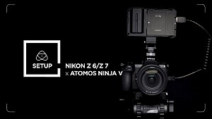 RAW видео през HDMI с Nikon Z6 / Z7 и Atomos Ninja V