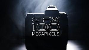 100 средноформатни мегапиксела от FujiFilm - GFX 100