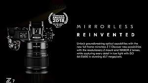 Test Drive на системата Nikon Z във ФотоСинтезис Арт Център София