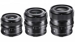 Нова серия обективи SIGMA I за пълноформатни безогледални фотоапарати