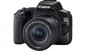 Canon представи новия EOS 250D - най-лекия DSLR с подвижен дисплей в света