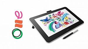 Wacom One Creative Pen Display – компактен графичен дисплей таблет