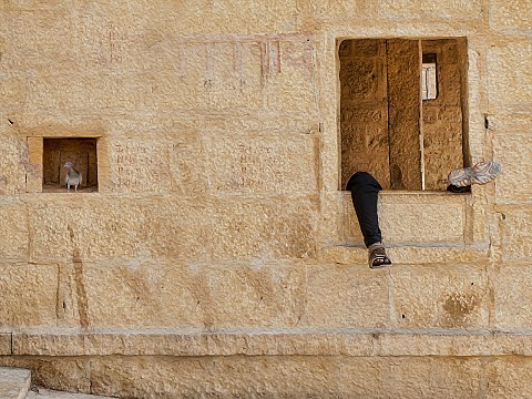 Jaisalmer Fort (India)