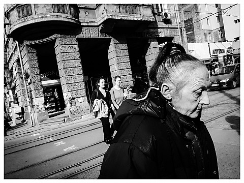 People on the streets VI