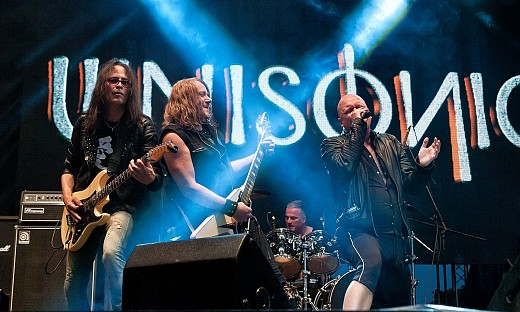 Mandy Meyer & Kai Hansen & Michael Kiske -  Unisonic