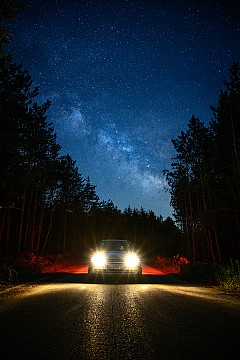 Milky way chaser