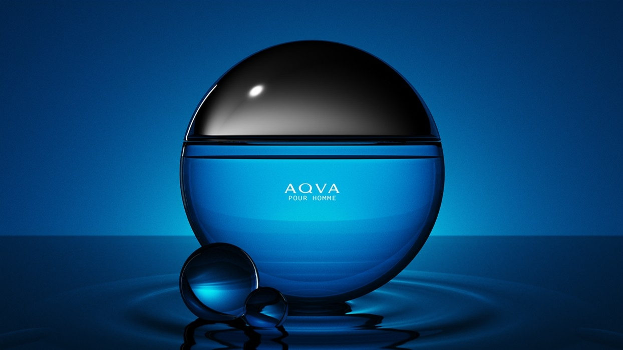 Aqva - product photography