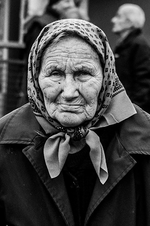 The old woman I